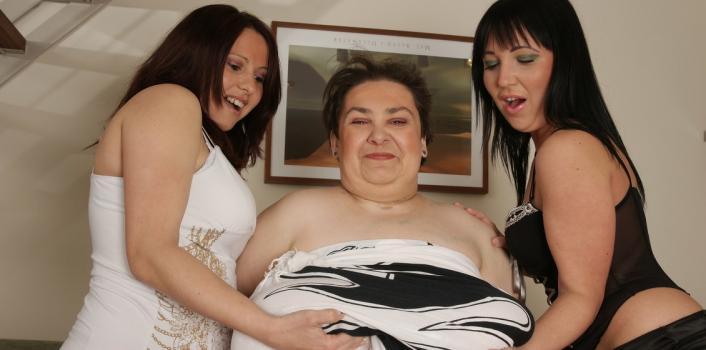 Mature.nl- Miss Mega Tits