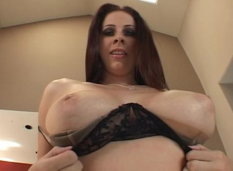 Gianna Michaels-Sperm Receptacles