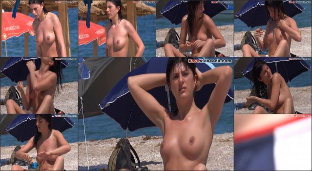 I Love The Beach_com HD  - 1203