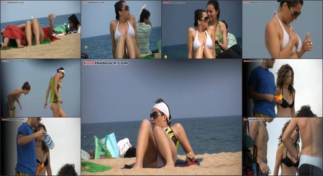 I Love The Beach_com HD  - 8004