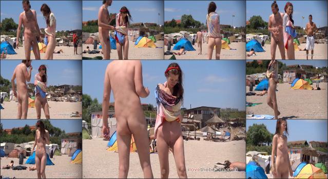 I Love The Beach_com HD  - bb13009