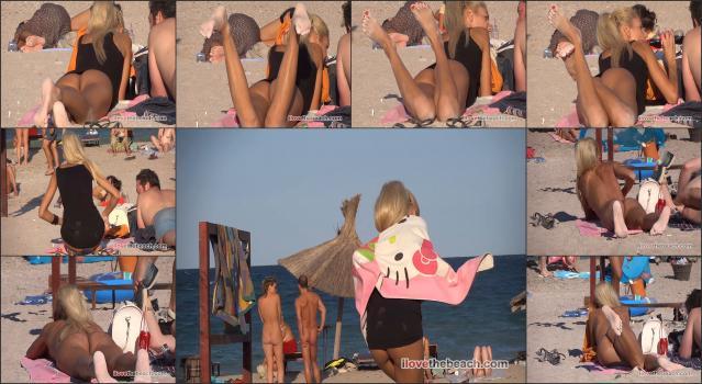 I Love The Beach_com HD  - bb13010