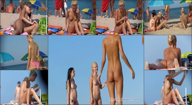 I Love The Beach_com HD  - bb13013