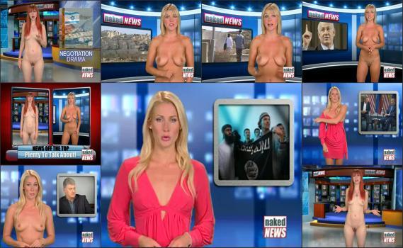 Nakednews.com- Monday August 12, 2013