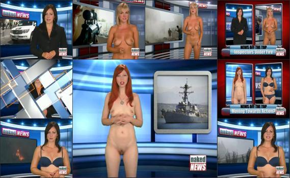 Nakednews.com- Monday August 26, 2013