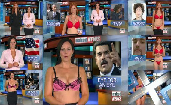 Nakednews.com- Thursday October 3, 2013