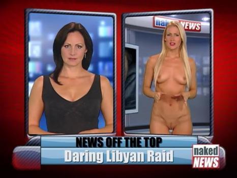 Nakednews.com- Monday October 7, 2013