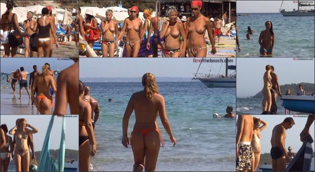 I Love The Beach_com HD  - eb2050