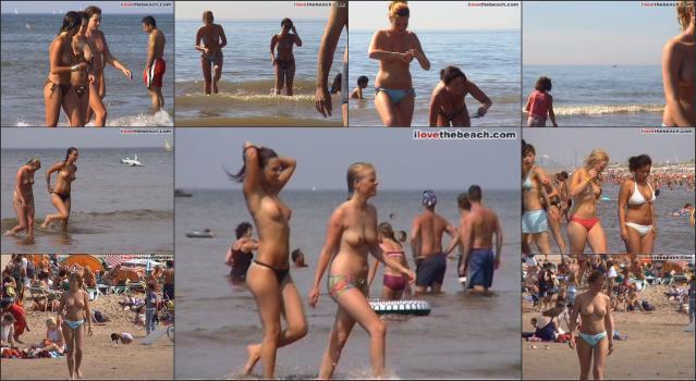 I Love The Beach_com HD  - eb2060