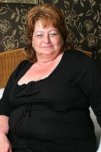 Mature.nl- Horny BBW showing her big ass and more