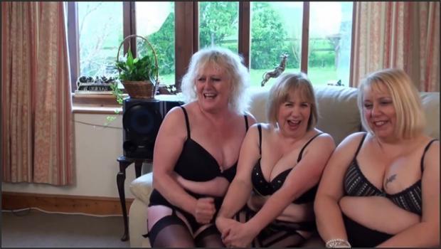 Fetish porn- Three Greedy Girls