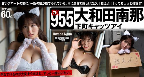 [WPB-net] Extra EX955 大和田南那「下町キャッツアイ」