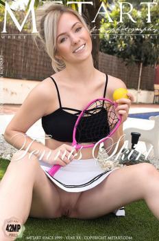 Metartvip- Tennis Skirt
