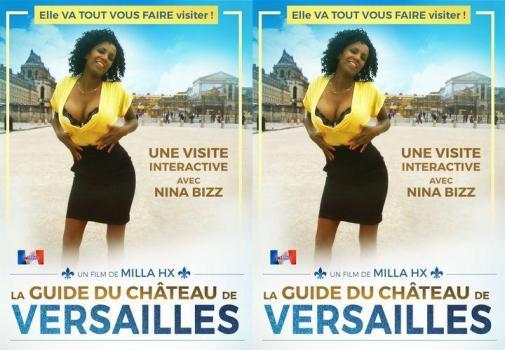 La guide du chateau de Versailles