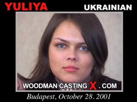 WoodmanCastingx.com- Yuliya casting X
