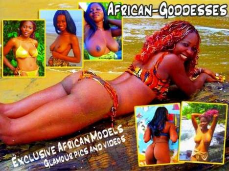 African-Goddesses (SiteRip)