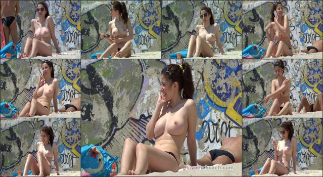 I Love The Beach_com HD  - HDch14001