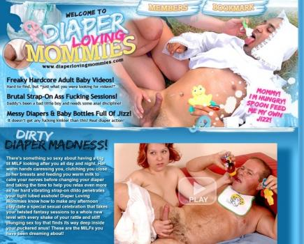 DiaperLovingMommies (SiteRip)