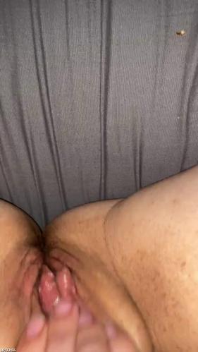 Solo Black Female Masturbation