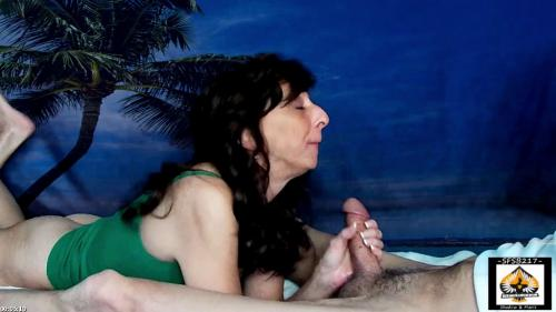 Sexy Granny Gets Licked Then Sucks And Swallows | sfsb217