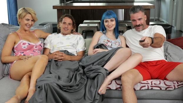 Nubiles-Porn.com- Daddy Gives Gold Stars - S1:E7 - Jewelz Blu, Kit Mercer
