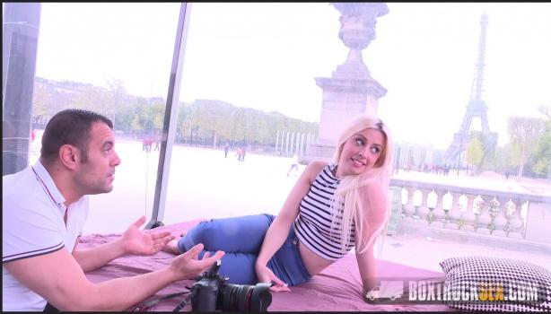 Boxtrucksex.com- Blonde Jessie Volt gets Fucked in Front of the Eiffel Tower