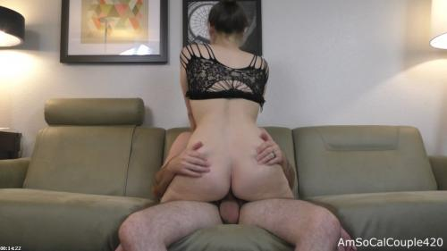 Hotel Room Couch Sex | AmSocalcouple420