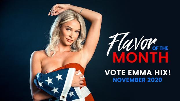 Nubiles-Porn.com- November 2020 Flavor Of The Month Emma Hix - S1:E3 - Emma Hix