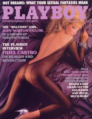 Playboy USA – August 1985