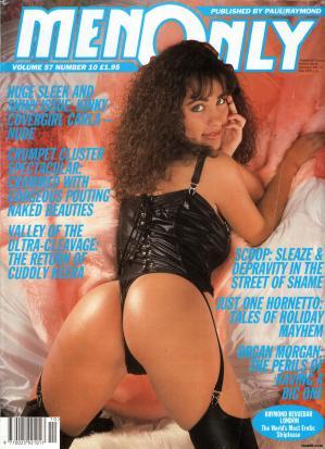 Men Only – Volume 57, Number 10, 1992