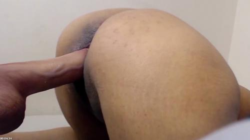 Anal Sex Tape With Big White Round Butt Naughty Girl Ep:10 | EvelynButt