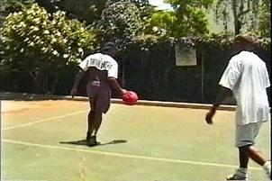 Awesomeinterracial.com- Two Black Guys Play Gay One On One