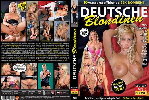 Deutsche Blondinen Teil 1 (2017)