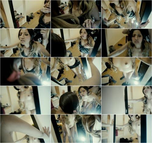 ABDoll, negativedoll - Having Sex In Front Of The Mirror [FullHD 1080P]