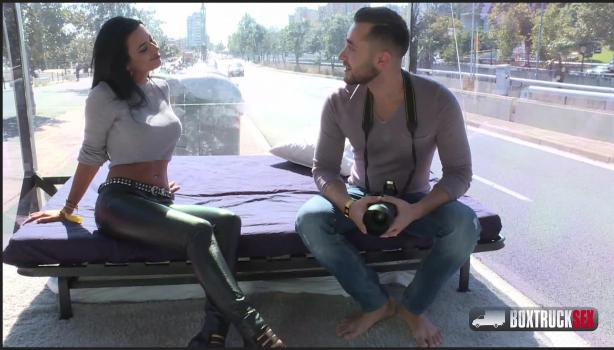 Boxtrucksex.com- Shalina Devine is asked by us for a new job