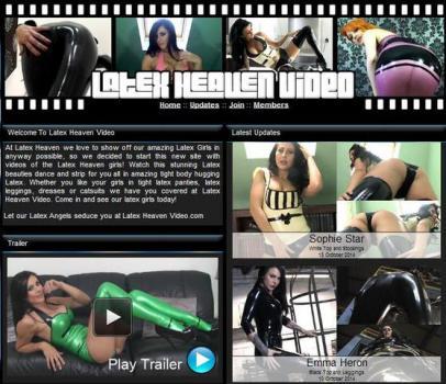LatexHeavenVideo (SiteRip)