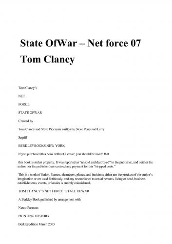 [Image: 171938237_tom_clancy_net_force_07_state_of_war.jpg]