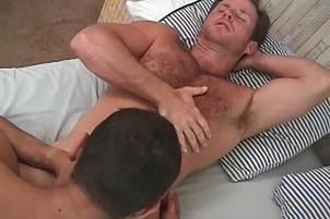 Awesomeinterracial.com- Hot Hard Fucking Homo Sex Randy White And Rick Estephan