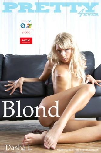 P4E - 2008-06-05 - Dasha L - Blond (Video) HD DivX 1280X720
