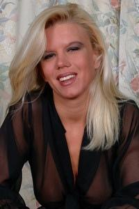 Mature.nl- Horny blonde mom with panties on