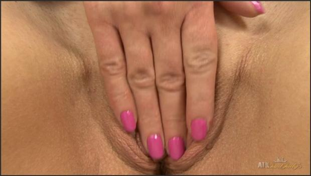 Auntjudys.com- Penny Brooks fingers her mature pussy.