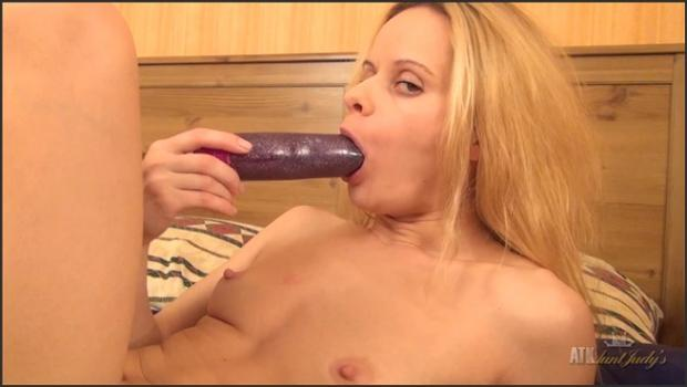 Auntjudys.com- Suzy gets her MILF hole filled by a young man.