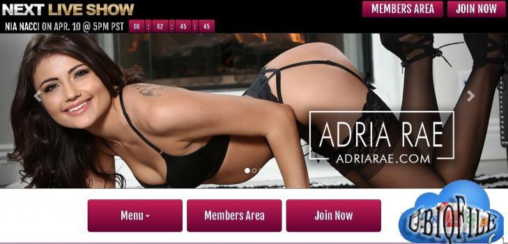 Adriarae.com -Siterip - Ubiqfile