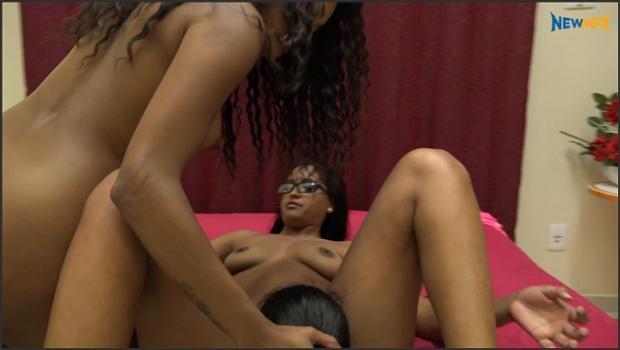 Newmfx.com- Licking the sisters Isa and Debora assholes