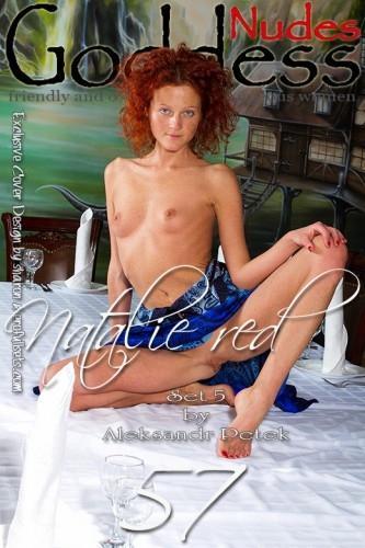 GN - 2014-10-21 - NATALIE RED - SET 5 - by ALEKSANDR PETEK (57) 3456X5184