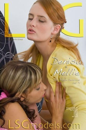 LSG - 2009-06-22 - Denisa & Mellie - The Prague Sessions Set #1 (134) 1993X3000