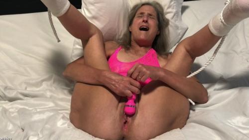 Hot MILF Closeup Masturbation Multiple Orgasms Mature 60 Year Old | SilverFox59