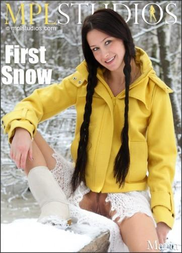 MPL - 2010-12-14 - Maria - First Snow - by Alexander Fedorov (60) 2001X3000