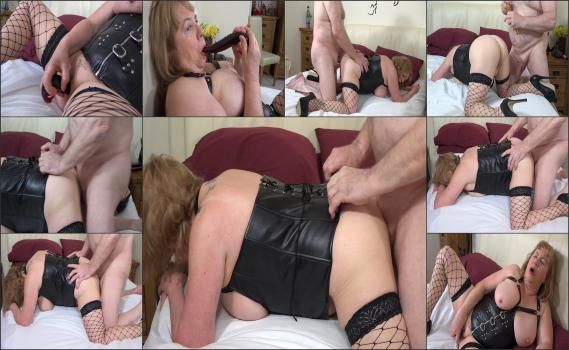 Dirtydoctorsvideos.com- Trishas Glass and Steel Dildos and Anal Fuck