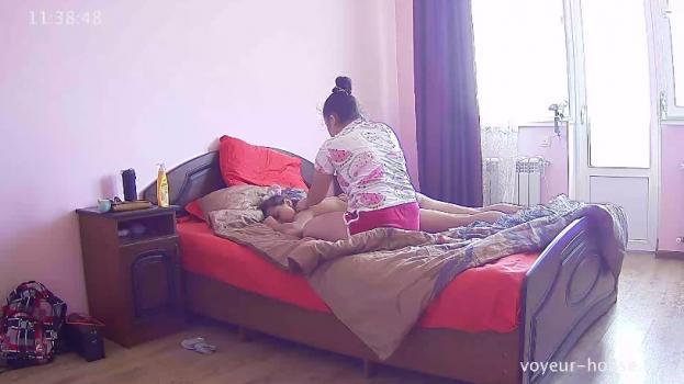 Voyeur-house.tv- Maid gives maria a massage june 22
